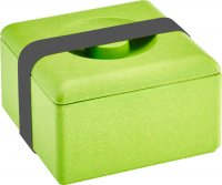 Bamboo multi-purpose-box 16 cm nature green