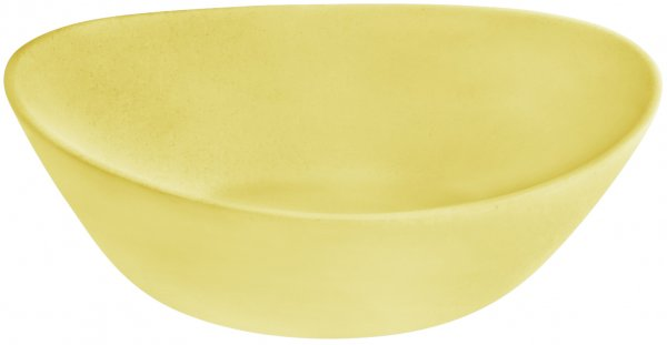 Bamboo dip scale 10cm nature yellow