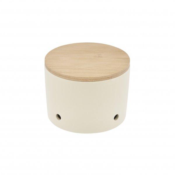 Keramik Keramik Knoblauchtopf 15,5cm CERA-DESIGN Urban-Grey - Magu 115 662