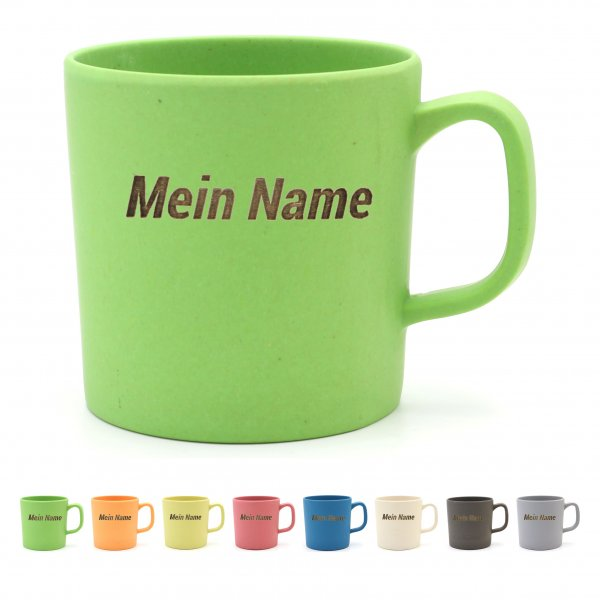 YOUR NAME on a Coffee Mug