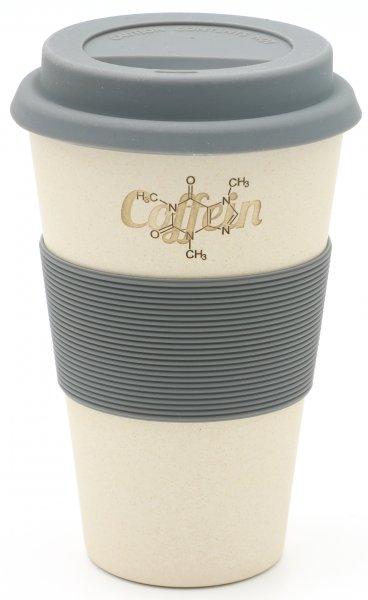 Magu Coffein C8H10N4O2 - Bambus Coffee2go Becher 130 465