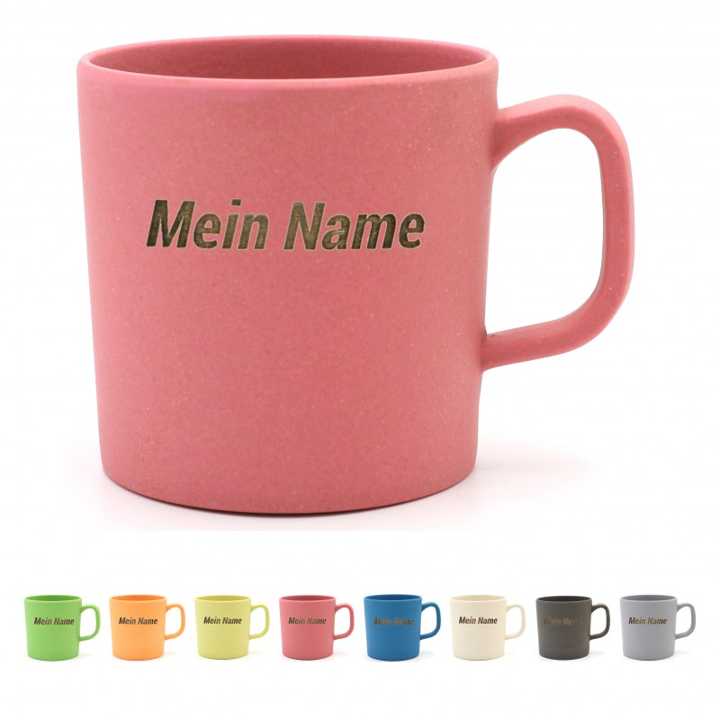 Kaffeebecher mit Namen
