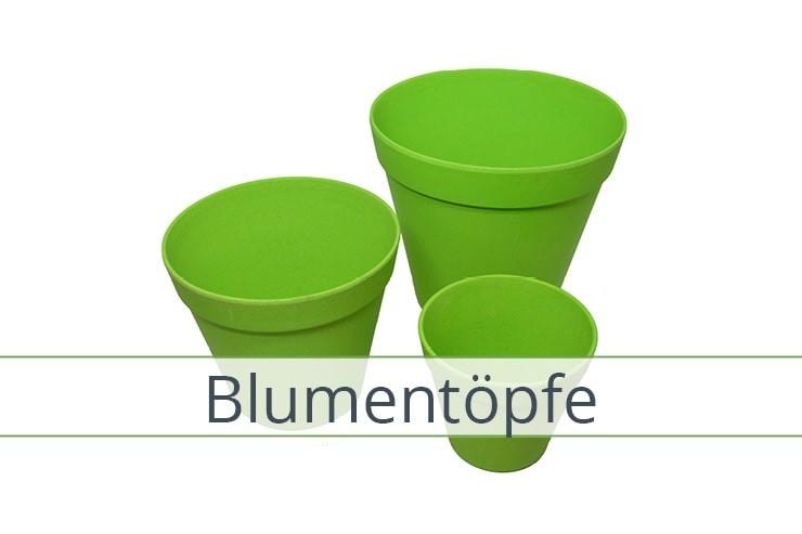 Blumentopf Bambus