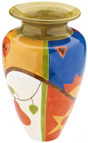 "Vase 28cm handbemalt""MIDNIGHT"" - Magu 192 854"