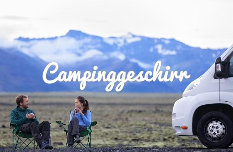 Camping Geschirr