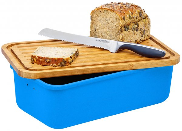 Bread box Magu Nature Design water blue
