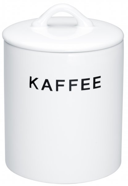 "Keramik Kaffeedose ""bianco novo"" - Magu 102 615"