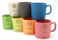 Chakra Kaffeebecher Henkelbecher 7 chakren