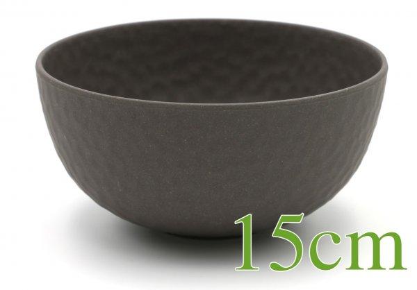 "Magu Bambus Schale ""ROCKY"" 15cm schiefer 136 052"