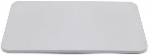 Magu Frühstücksbrett 23,5x14,5cm NATUR-DESIGN silver