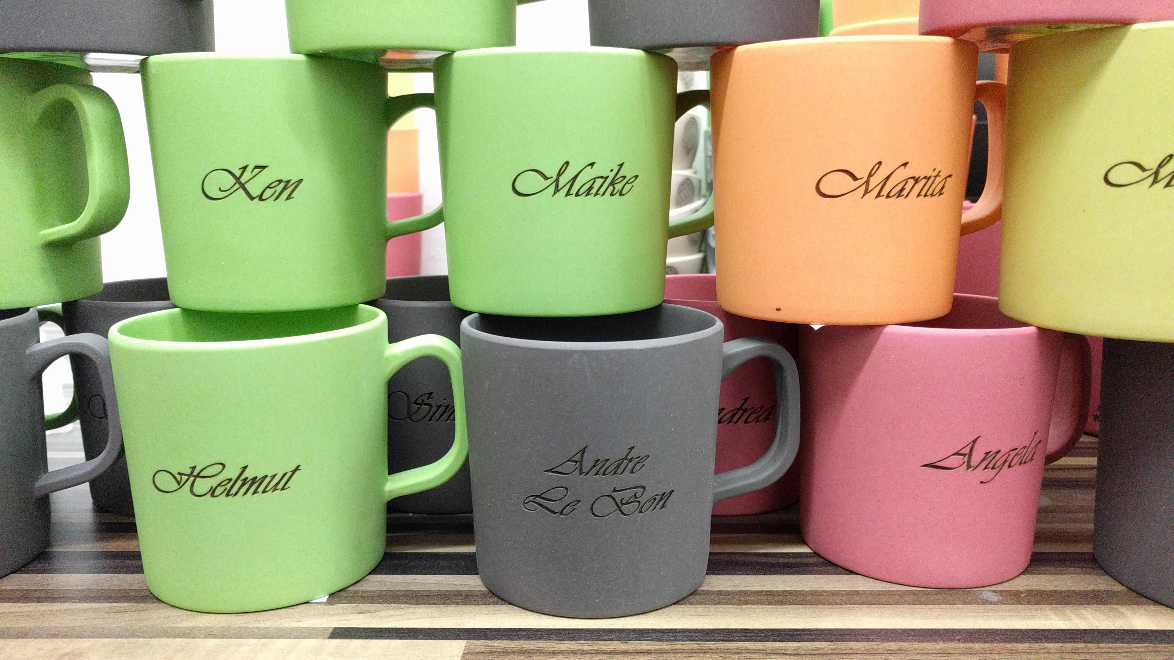 Weihnachtsgeschenke Für Mitarbeiter.Kostenloser Kaffee Aus Bambus Coffee To Go Bechern