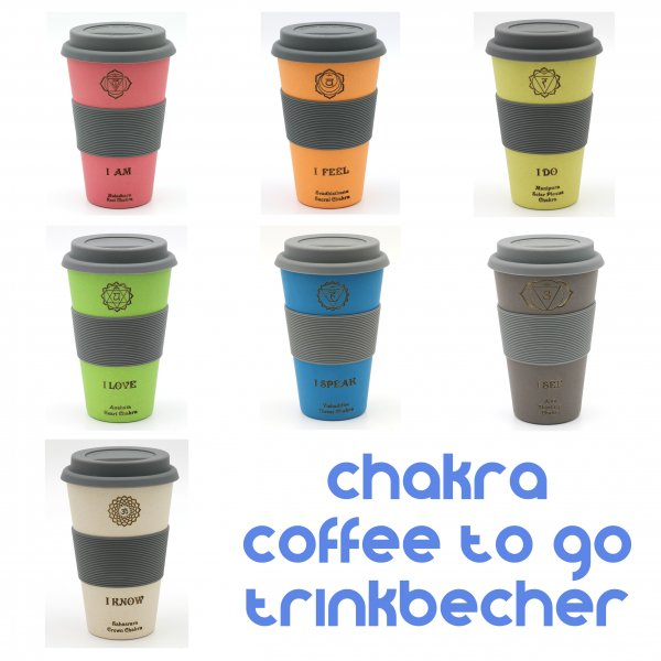 Magu Chakra Coffee2go Becher 130 465