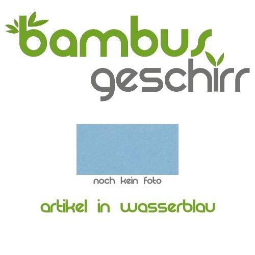 Magu Bambus Obstschale 26cm wasserblau 134 117
