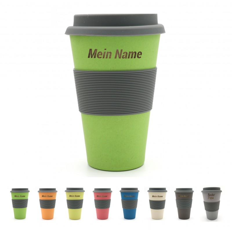 Coffee to go Becher personalisiert