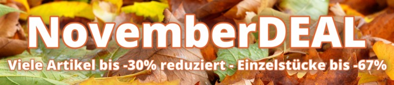 NovemberDEAL - Bambus Geschirr günstig wie nie!