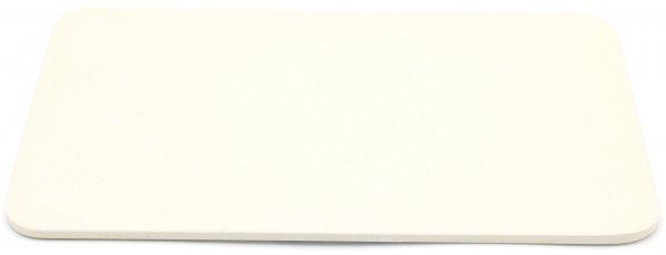 Magu Frühstücksbrett 23,5x14,5cm NATUR-DESIGN naturweiß