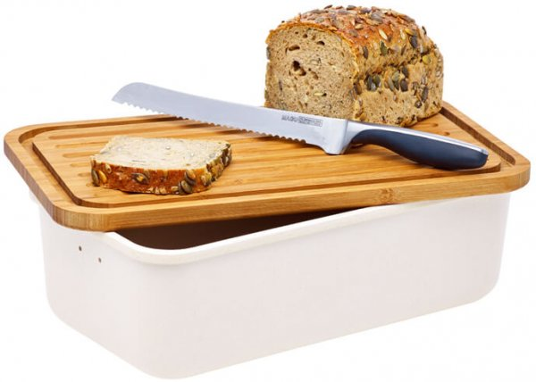 Bread box Magu Nature Design nature white