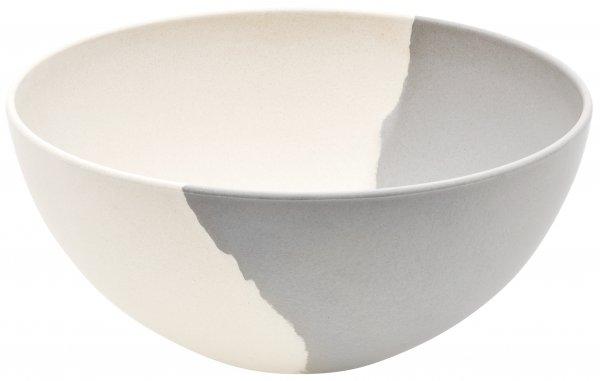 Magu Schüssel 16cm Natur-Design silver flow