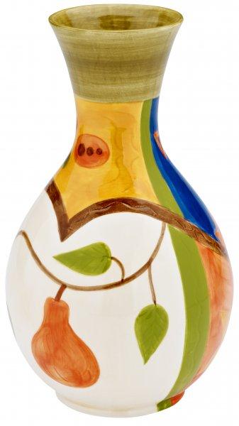 "Keramik Vase 23cm handbemalt""MIDNIGHT"" - Magu 192 873"