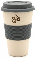 """OM"" Coffee to go Becher"
