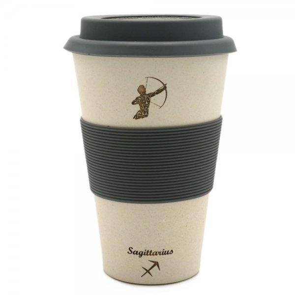 Magu SCHÜTZE - Sternzeichen Bambus coffee to go Becher - Sagittarius 135 465