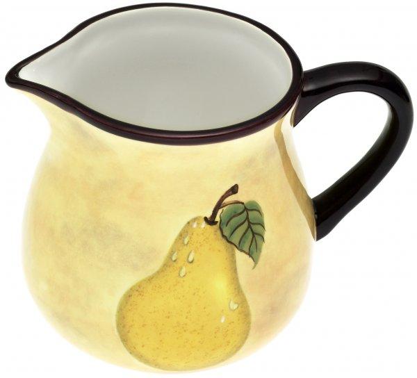 "Keramik Krug 0,5 ltr. handbemalt ""TOSCANA"" - Magu 120 911"