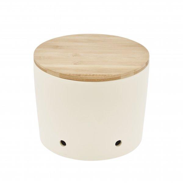 Keramik Keramik Zwiebeltopf 20cm CERA-DESIGN Urban-Grey - Magu 115 664