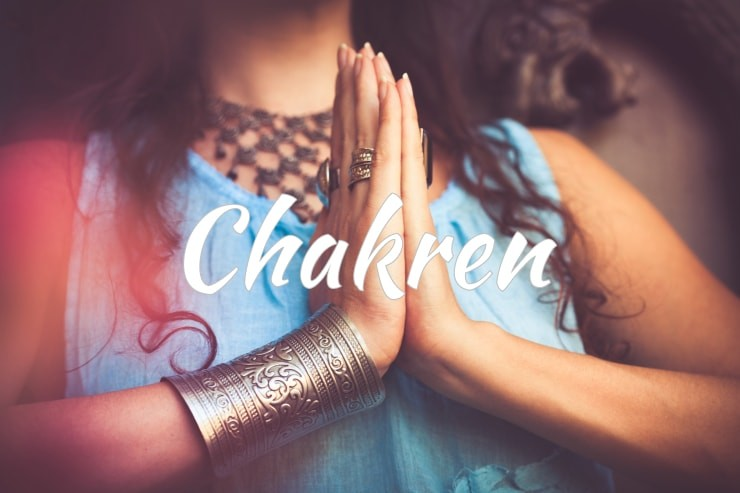 Chakra Geschirr Chakren