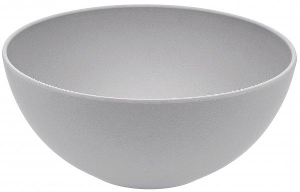 Salad bowl 26cm silver