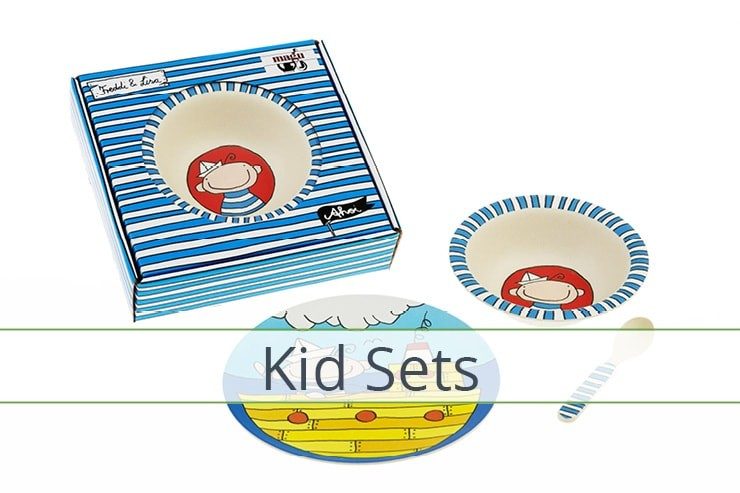 Kids Dish Set Dinnerware
