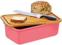 Bread box Magu Nature Design nature red