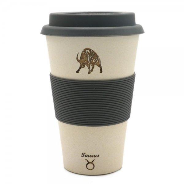 Magu STIER - Sternzeichen Bambus coffee 2 go Becher - Taurus 135 465