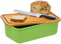 Bread box Magu Nature Design nature green